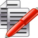 http://www.dreamstime.com/stock-photography-shiny-red-pen-documents-image8727182